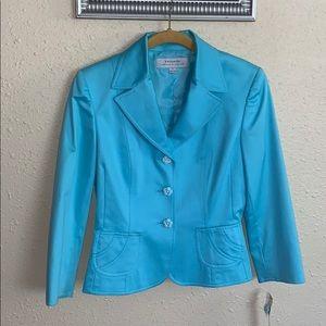 TAHARI  gorgeous elegant 3/4 jacket size 4